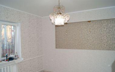 Косметический ремонт комнаты в частном доме