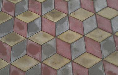 Укладка тротуарной плитки, благоустройство