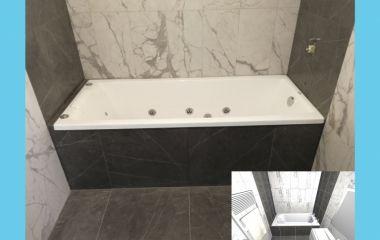 Ремонт санузла и ванной комнаты в Краснодаре