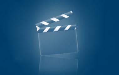 Видео «Потолок с RGB подсветкой»