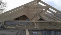 843908d17d4c0951b30d3d8c2b85190d Реконструкция крыши частного дома