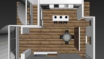 207824a79af8662346d6a899427dddd6 Дизайн-проект 2 комнатной квартиры