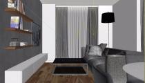41c4e53dd9d337b6ea7fdfea4c77c4a6 Дизайн-проект 2 комнатной квартиры
