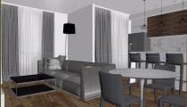 818d6f77640e8e5e14a51d43b4f54bc0 Дизайн-проект 2 комнатной квартиры