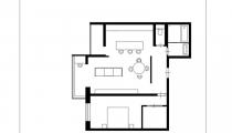 ba5e5a4f21b04f13c490d8d9feb88dba Дизайн-проект 2 комнатной квартиры