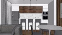 db79751cdfef6330c0b304a1096b3b24 Дизайн-проект 2 комнатной квартиры