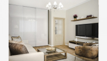 3f2ec15a57577cc975eee74fa93706e5 Дизайн проект однокомнатной квартиры