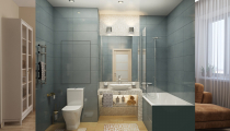 253208dfee0cfa7f1b4399dcb357d443 Дизайн-проект элитной квартиры