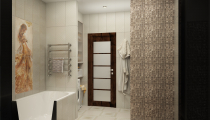 cbfbfb154ffd0f4d2c3e7d896f3d0abb Дизайн-проект элитной квартиры, эксклюзивный ремонт