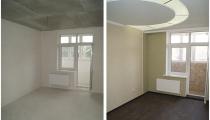 66917408771fbaab52b657e005ee9e90 Ремонт трехкомнатной квартиры в ЖК Панорама