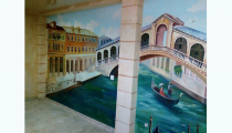 0b398cc00ca2dab51b5985e9bb1d0035 Наши проекты по росписи стен в Краснодаре