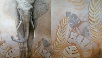 46a139892f400a5d4037ced72d3fb165 Наши проекты по росписи стен в Краснодаре
