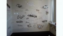 dc779af842b4ad5409849002af32e3c5 Наши проекты по росписи стен в Краснодаре