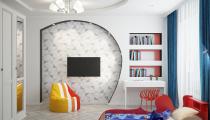 47af5b4c70ac178b30aef8aece135553 Дизайн проект 3-х комнатной квартиры