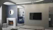 9cbf17fe8b357a2750def9c20ee37b47 Дизайн проект 3-х комнатной квартиры
