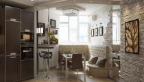 c7dfe0410fca6893996e59cb6b5b256b Дизайн-проект 2 комнатной квартиры в Краснодаре