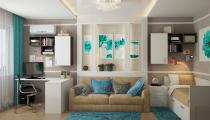 f9a131d50a41cf30709e7fb4bc61c2b2 Дизайн-проект 2 комнатной квартиры в Краснодаре